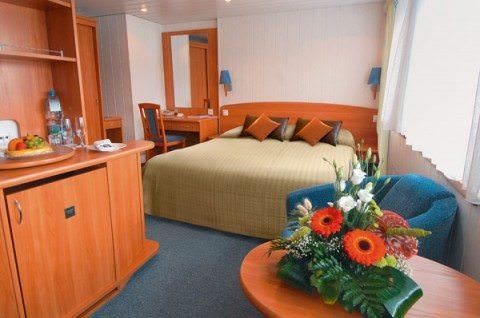 Viking River Cruises Viking Ingvar Ship Review