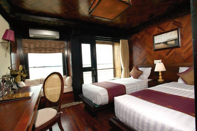 Staterooms aboard La Marguerite are attractively decorated. Photo courtesy of AmaWaterways