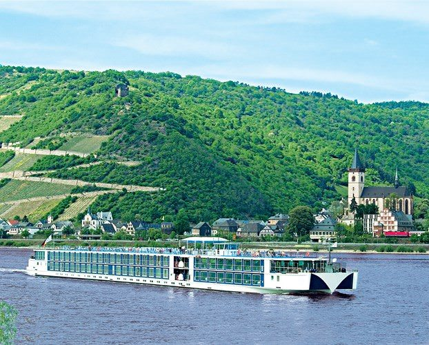 Uniworld's River Beatrice has won numerous awards and accolades from guests and media alike. Photo courtesy of Uniworld Boutique River Cruise Collection