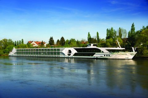Tauck's Swiss Emerald was recently refurbished and sails the Rhone river. Photo courtesy of Tauck.