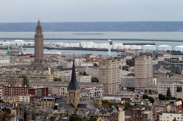 ebuilt following severe bombing in World War II, Le Havre, France is a modern-day marvel. © Ralph Grizzle