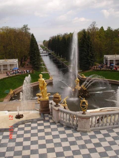 Legendary St. Petersburg, Russia. Photo courtesy of Uniworld River Cruises.