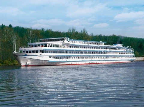 Uniworld's River Victoria was extensively refitted in 2011. Photo courtesy of Uniworld Boutique River Cruises