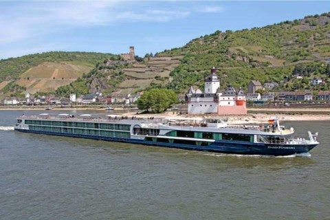 Avalon's Suite Ships will total eight in 2014. Photo courtesy of Avalon Waterways