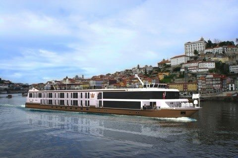 AmaVida is a relative newcomer to the Douro & Portugal. Photo courtesy of AmaWaterways