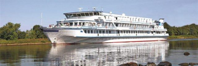 Scenic Tsar sails Russian itineraries for Scenic Tours. Photo courtesy of Scenic Tours
