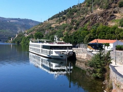 Sail the beautiful Douro River with AmaWaterways. Photo © 2012 Peter Saunders