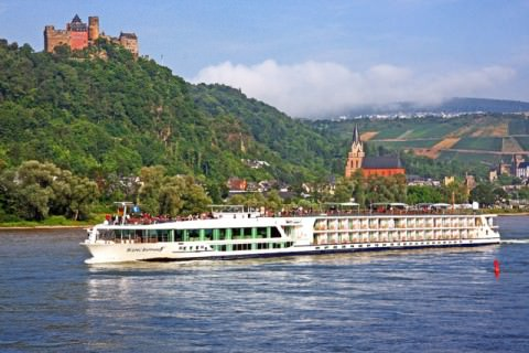 Each of Scenic Tours' river cruise ships will feature audio commentary beginning in 2013. Photo courtesy of Scenic Tours
