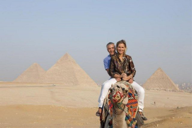 Egyptian river cruises are one of the most rewarding vacations you can take - and they're still a go. Photo courtesy of Uniworld Boutique River Cruises