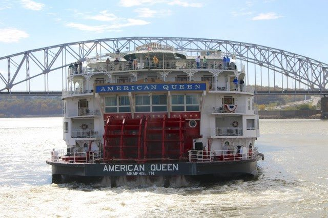 American Queen has been a resounding success along the Mississippi. © 2012 Ralph Grizzle