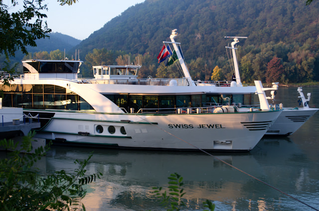 River Cruising is the hottest ticket around. Don't wait a second longer to experience it firsthand! Photo © 2012 Aaron Saunders