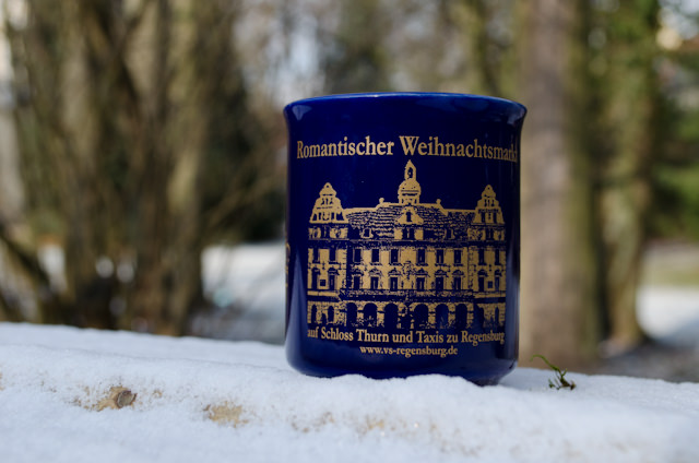 Of course, more Gluhwein! Photo © 2012 Aaron Saunders