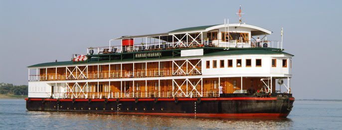 """Viking River Cruises will offer its """"Memories of Mandalay"""" itinerary in 2014 aboard the Viking Mandalay. Photo courtesy of Viking River Cruises."""