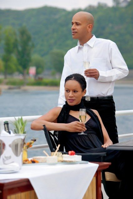 Uniworld is poised to include all drinks and gratuities in their cruise fares in 2014. Photo courtesy of Uniworld Boutique River Cruises.