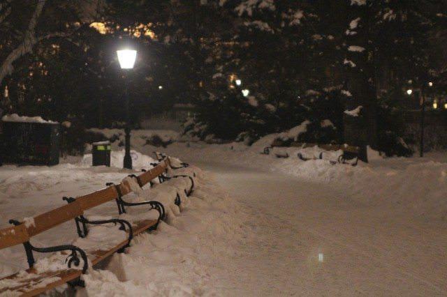 Vienna Winter 2013