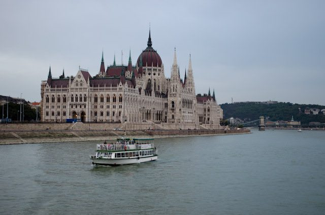 Budapest, Hungary is one of the most magnificent cities along the Danube River. Photo © Aaron Saunders