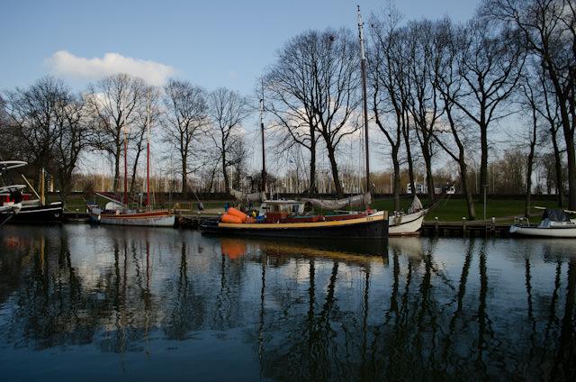 Beautiful Hoorn, Netherlands! Photo © 2013 Aaron Saunders