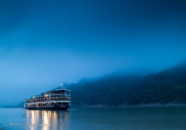 Pandaw Cruises offers one-of-a-kind journeys up the magnificent Mekong River. Photo courtesy of Pandaw.