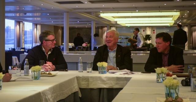 Torstein Hagen, Ralph Grizzle, Arnie Weissman