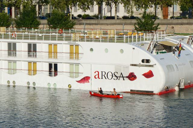 Cruising the Rhône and Saône rivers in southern France on A-ROSA Stella. © 2013 Ralph Grizzle