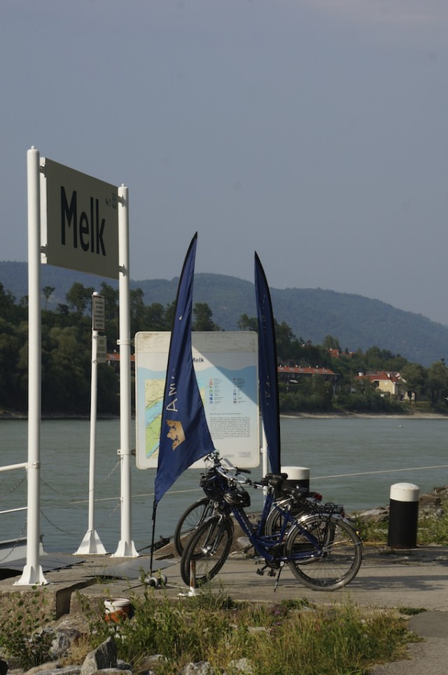 Amawaterways bikes