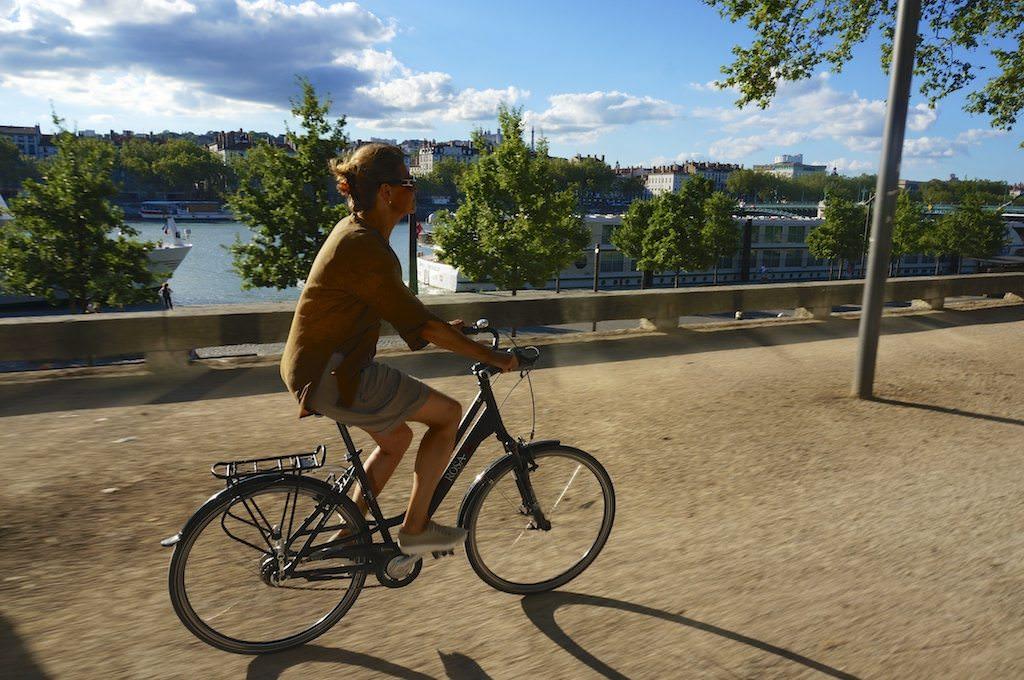 Bikes On A-ROSA Stella