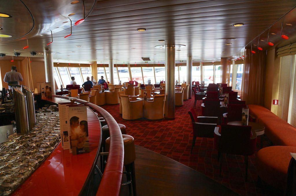 Lounge On A-ROSA Stella