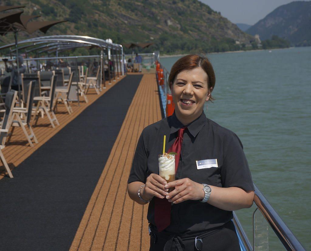 Our Bar Hostess