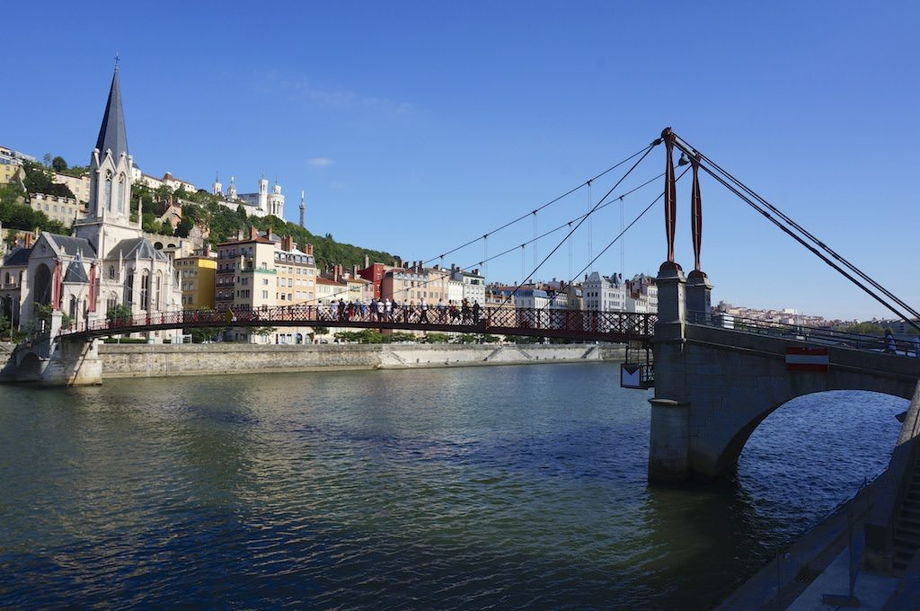 Picture Perfect Lyon on Saone River Cruises