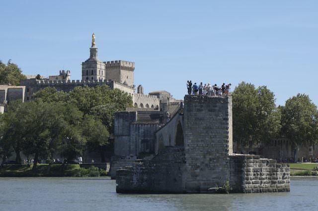 Visiting Avignon On A-ROSA Stella