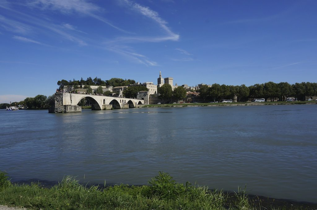 Visiting Avignon On A-ROSA Stella