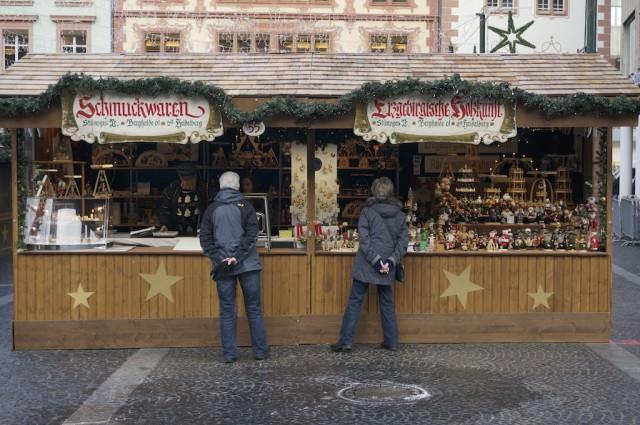 Mainz Christmas Market. © 2013 Ralph Grizzle