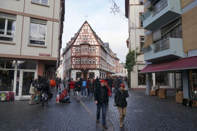 Mainz 2. © 2013 Ralph Grizzle