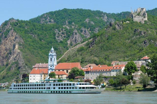 CroisiEurope was founded in 1976 and currently offers cruises along every waterway in Europe. Photo courtesy of CroisiEurope.