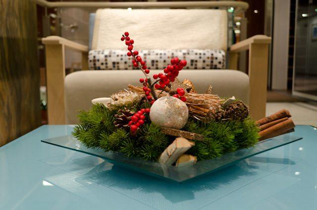 Christmas Decor! Photo © 2013 Aaron Saunders