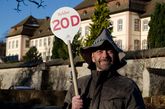 On Tour: our Welsh Guide, Jack, guides us through Germany's Black Forest. Photo © 2013 Aaron Saunders
