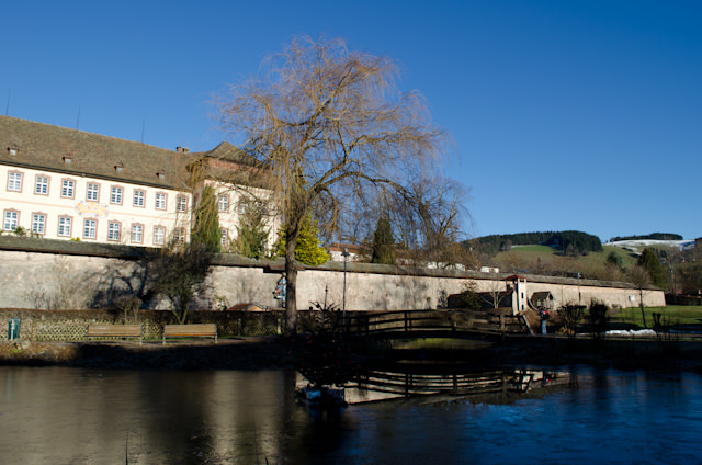 The picturesque town of Sankt Peter, Germany. Photo © 2013 Aaron Saunders