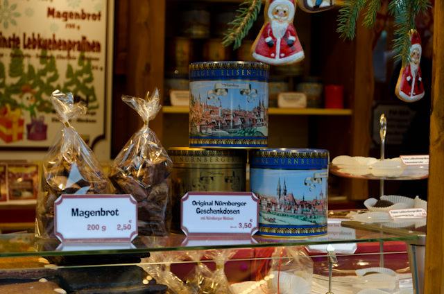 "Traditional ""Nuremberger"" gingerbread. Photo © 2013 Aaron Saunders"