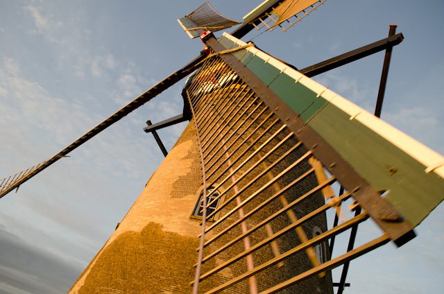 If you want to see the windmills of Kinderdijk, Netherlands this spring, act fast: many Tulips and Windmills voyages are already sold out. Photo © 2013 Aaron Saunders