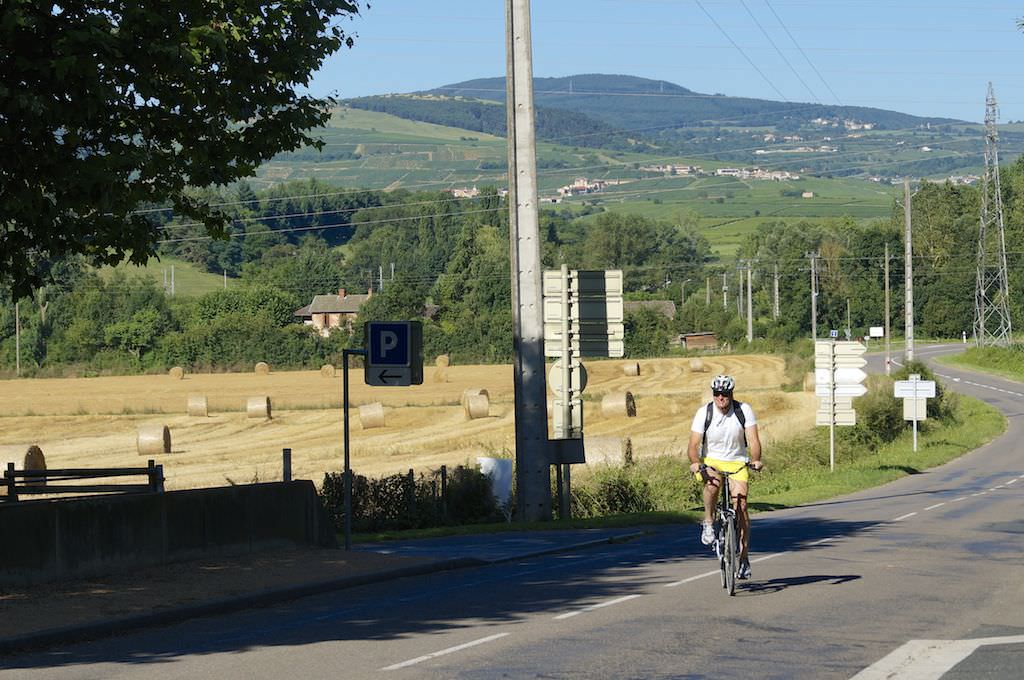 Rhone River cruises cycling