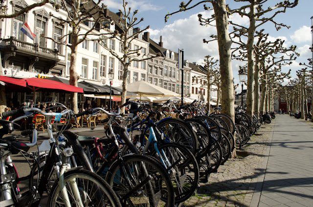 Cycling is a way of life in many European countries, and more and more river cruise ships offer complimentary bicycles. How do you roll in Europe? Here's our guide. Photo ©  2014 Aaron Saunders