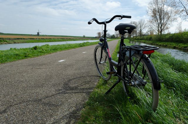 Cycling through the Netherlands? You can do just that on most river cruise lines. Photo @ 2014 Aaron Saunders