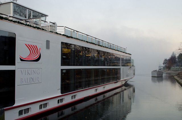 Viking Cruises recently welcomed 18 new ships to their fleet. We take a look at what's come before, and where the line is headed next. Photo © 2013 Aaron Saunders