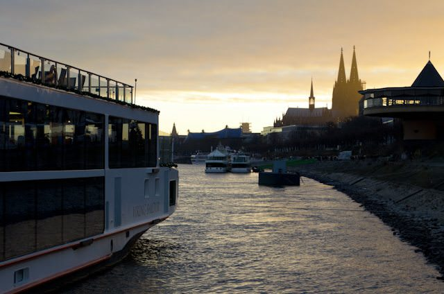 Viking will introduce two new Rhine itineraries next year that will call on popular ports like Cologne, shown above, along with lesser-known ports like Nijmegen, Netherlands. Photo © 2013 Aaron Saunders