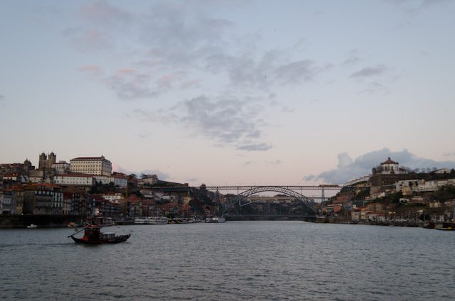 Porto, Portugal. Portugal's Douro River is a hot cruise destination. Photo © 2014 Aaron Saunders