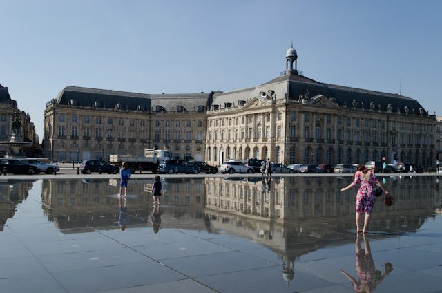 Bordeaux, France is home to Viking's newest itinerary: Chateaux, Rivers and Wine. Photo © 2014 Aaron Saunders