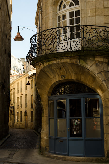 Bordeaux, France is a striking destination in its own right. Photo © 2014 Aaron Saunders
