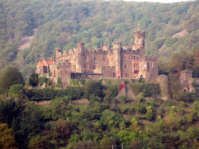castles, Rhine River Cruises