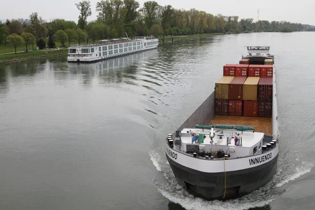 Rhine River Cruises, Scenic