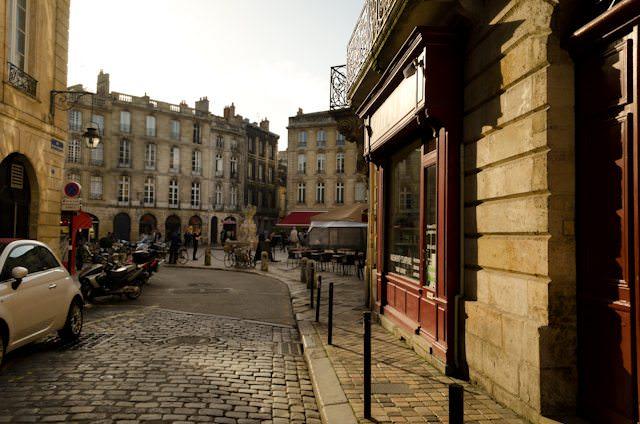 Bordeaux, France. Photo © 2014 Aaron Saunders